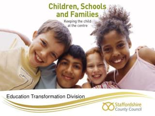 Education Transformation Division