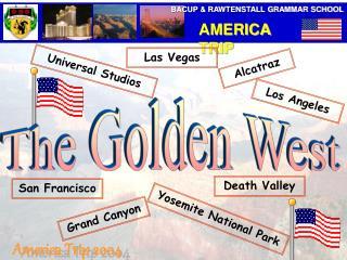America Trip 2004