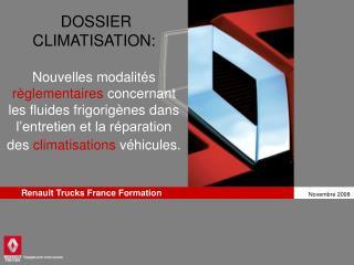 Renault Trucks France Formation