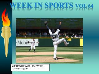 WEEK IN SPORTS VOL 64
