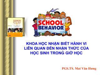 PGS.TS. Mai Văn Hưng