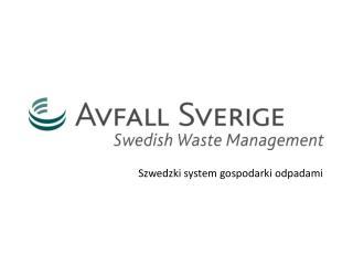 Szwedzki system gospodarki odpadami
