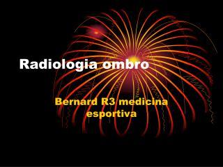 Radiologia ombro