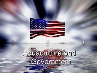 Aquaculture and Government