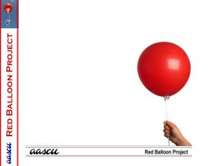 AASCU's Red Balloon Project Re-Imagining Undergraduate Education