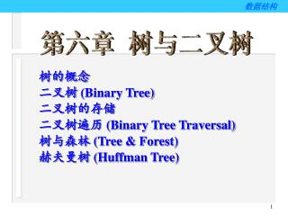 ???? ???  (Binary Tree) ?????? ?????  (Binary Tree Traversal) ????  (Tree & Forest)
