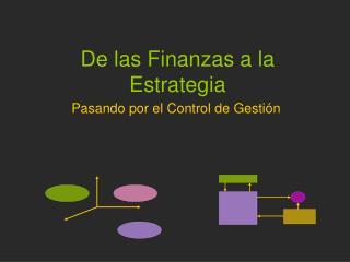 De las Finanzas a la Estrategia