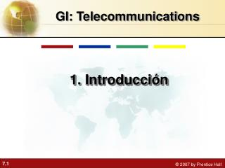 GI: Telecommunications