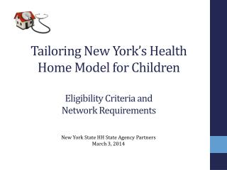 New  York  State HH State Agency Partners  March 3, 2014