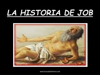 LA HISTORIA DE JOB