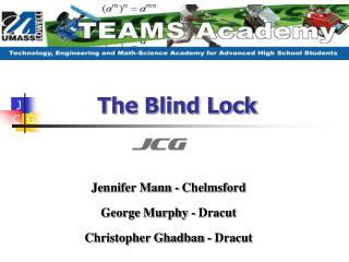 The Blind Lock