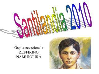 Santilandia 2010