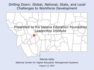Drilling Down: Global, National, State, and Local Challenges to Workforce Development