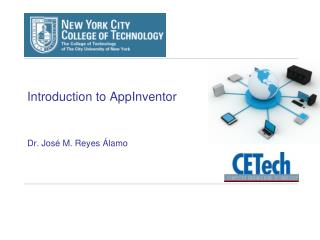 Introduction to AppInventor