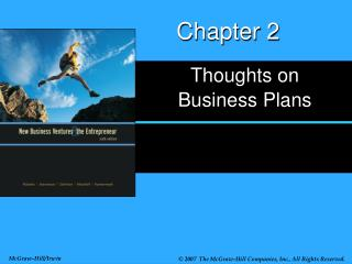 Thoughts on Business Plans