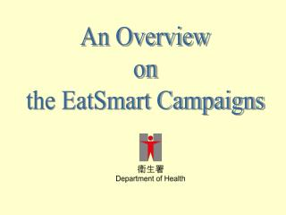 An Overview on the EatSmart Campaigns