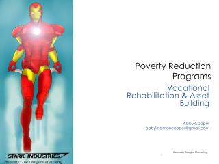 Poverty Reduction Programs