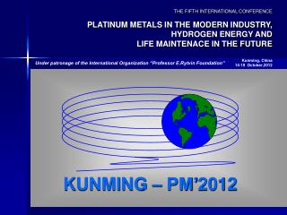 KUNMING – PM' 20 12