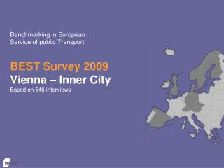 Benchmarking in European  Service of public Transport