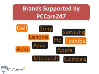 PCCare247 - PC Brands Tech Support