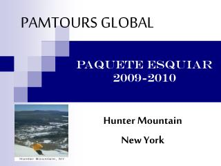PAQUETE ESQUIAR 2009-2010