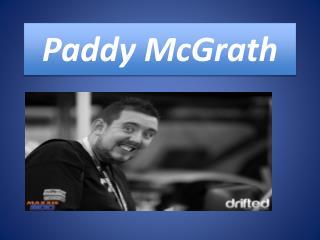Paddy McGrath