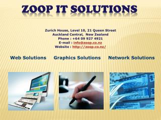 Zoop IT Solutions Ltd