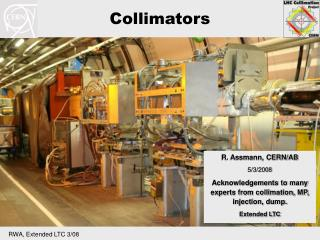 Collimators