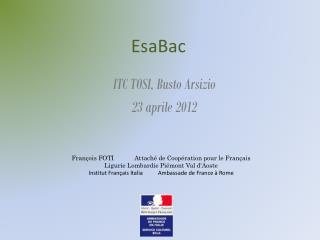 EsaBac