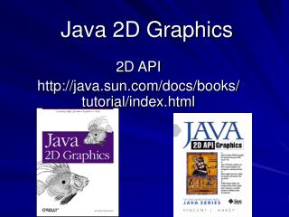 Java 2D Graphics