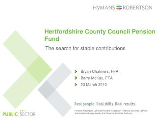 Hertfordshire County Council Pension Fund