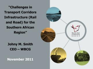 Challenges in Road sector