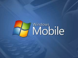 Windows Mobile Developer Briefing 2008