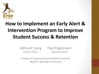 How to Implement an Early Alert & Intervention Program to Improve Student Success & Retention