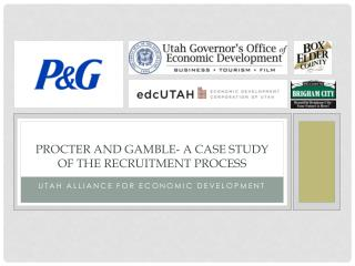 Procter and Gamble- a case study of the recruitment process