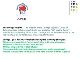 DuPage 1
