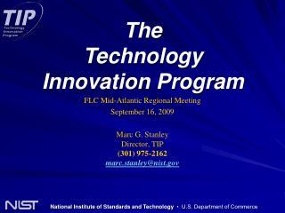 FLC Mid-Atlantic Regional Meeting September 16, 2009