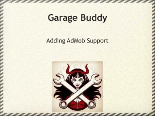 Garage Buddy