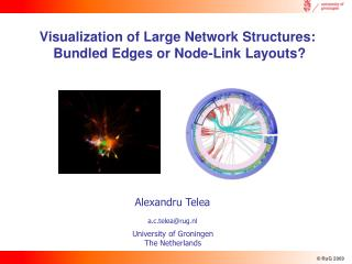 Visualization of Large Network Structures:  Bundled Edges or Node-Link Layouts?