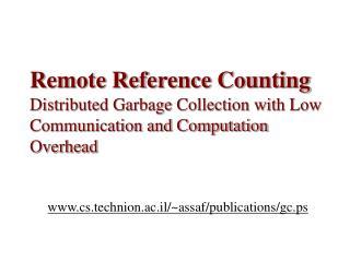 cs.technion.ac.il/~assaf/publications/gc.ps