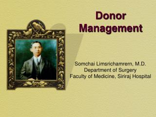 Donor Management