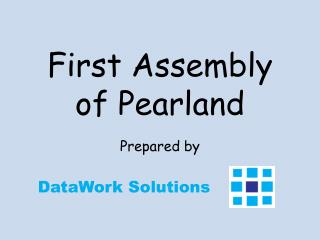 First Assembly of Pearland