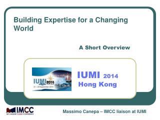 IUMI  2014 Hong Kong