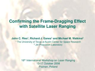Confirming the Frame-Dragging Effect with Satellite Laser Ranging