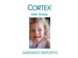 AMENDED REPORTS