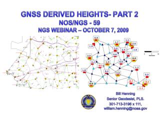 GNSS DERIVED HEIGHTS- PART 2 NOS/NGS - 59