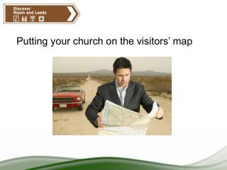 Putting your church on the visitors' map