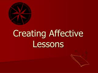 Creating Affective Lessons