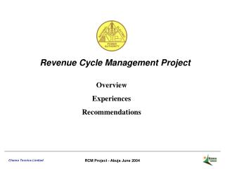 Revenue Cycle Management Project