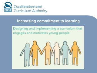Increasing commitment to learning